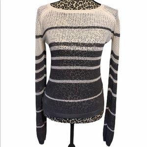 BCBGMaxAzria striped sweater